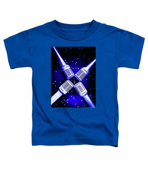 Sing Star Toddler T-Shirt