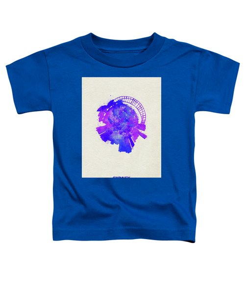 Skyround Art Of Sydney, Australia Toddler T-Shirt