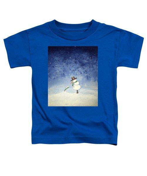 Snowfall Toddler T-Shirt