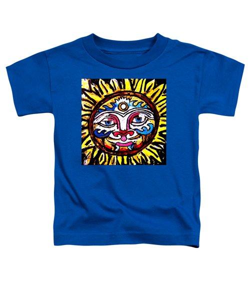 Sol Horizon Band Toddler T-Shirt