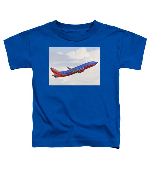 Southwest Jet Toddler T-Shirt