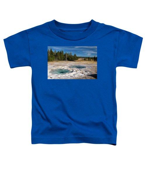 Spasmodic Geyser Toddler T-Shirt