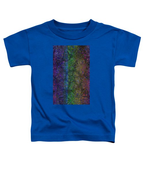 Spiral Spectrum Toddler T-Shirt