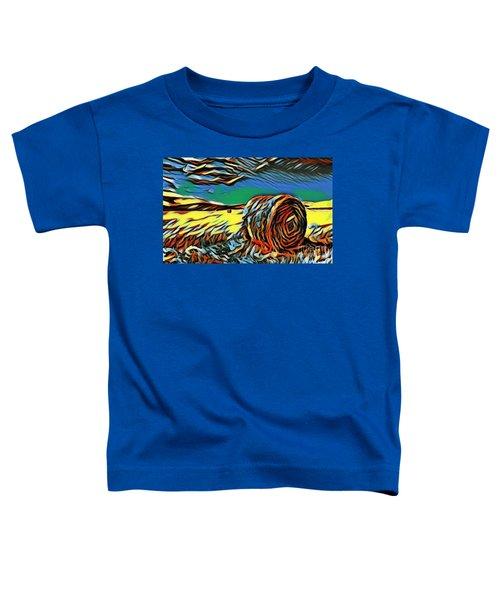 Spring Landscape Toddler T-Shirt