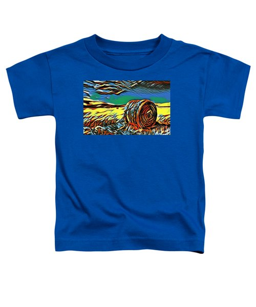 Spring Landscape Toddler T-Shirt