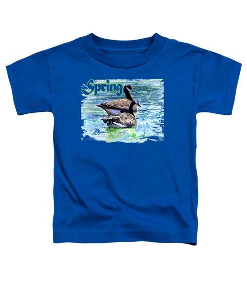 Spring Shirt Toddler T-Shirt