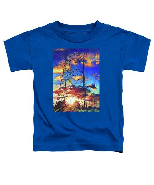 Stand Tall Toddler T-Shirt