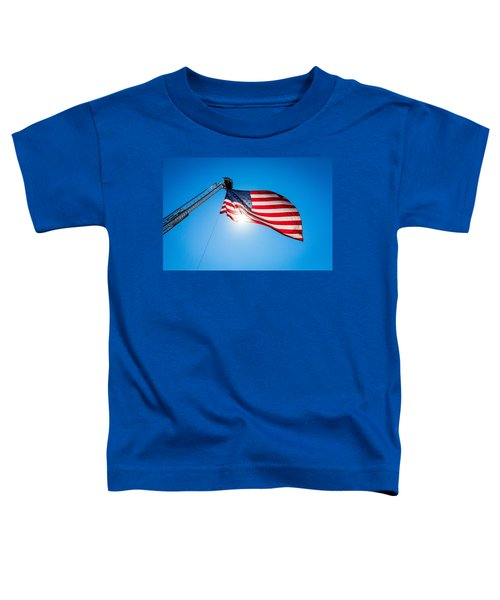 Stars And Stripes Forever Toddler T-Shirt