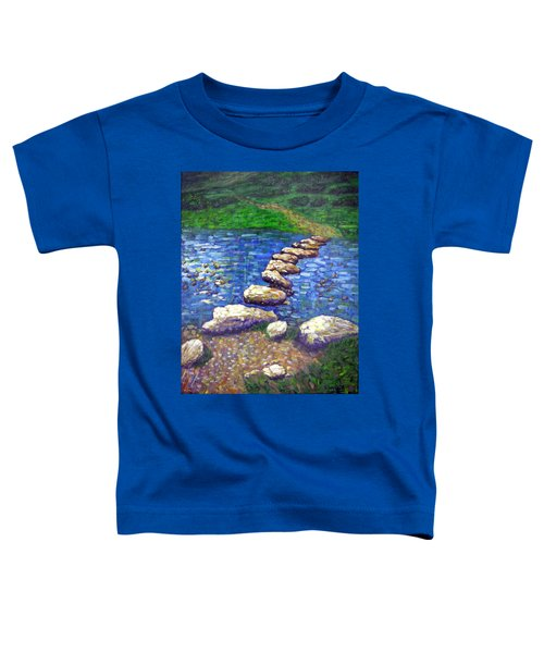 Stepping Stones Toddler T-Shirt