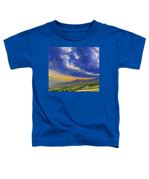 Storm Brewing In Donegal Toddler T-Shirt