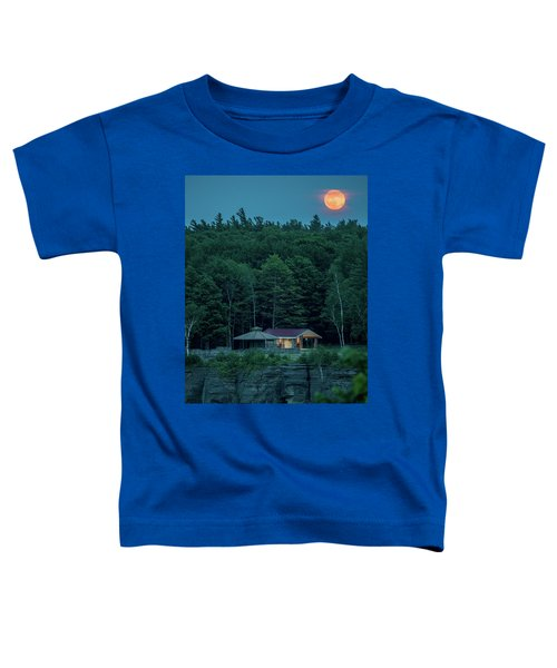 Strawberry Moon Toddler T-Shirt