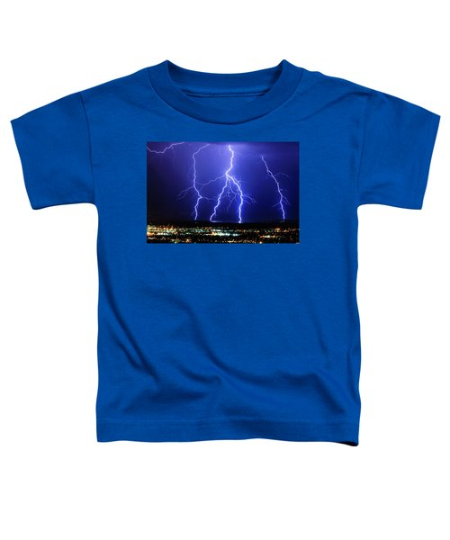 Strike Four Toddler T-Shirt