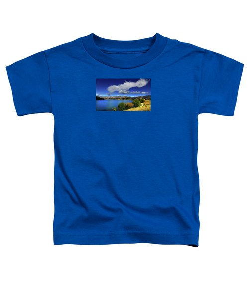 Summer In Central Toddler T-Shirt