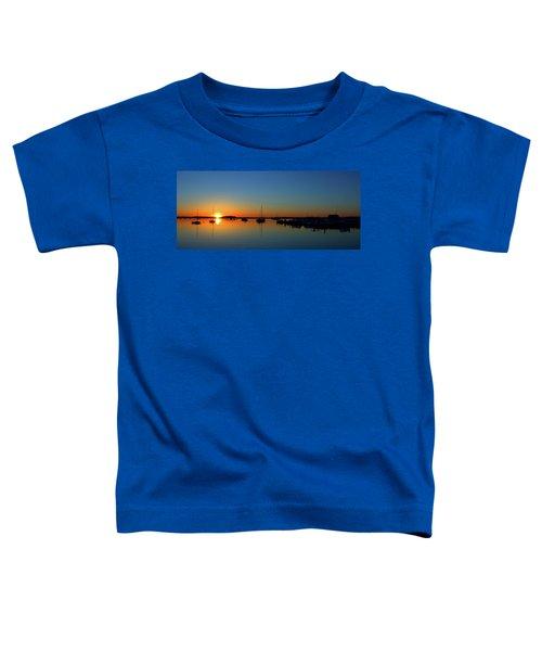 Summer Sunset  Toddler T-Shirt