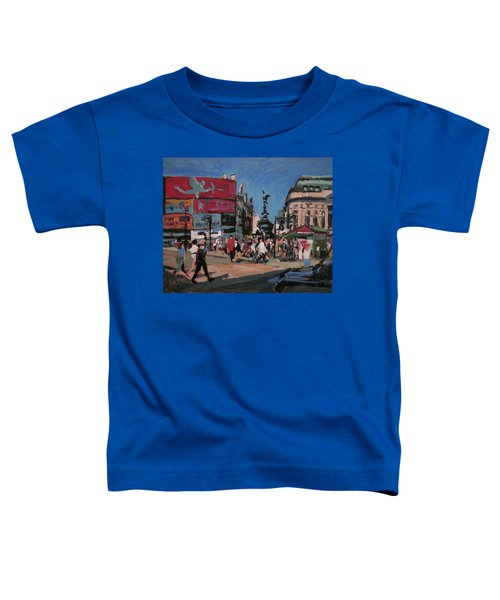 Sunny Piccadilly Toddler T-Shirt