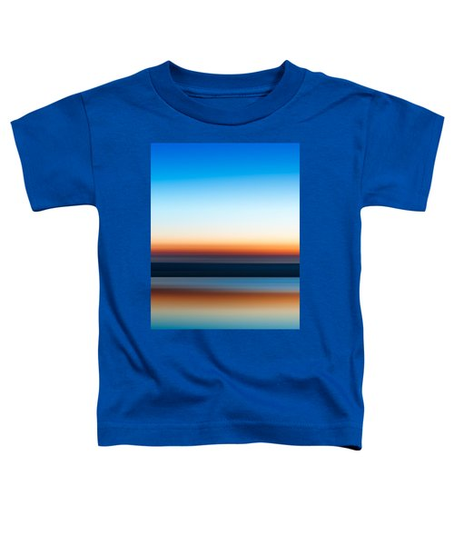 Sunset At Ottawa Lake Toddler T-Shirt