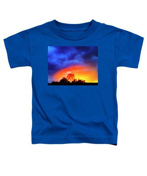 Sunset Extraordinaire Toddler T-Shirt
