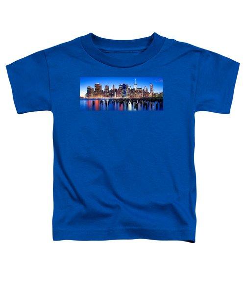 Magic Manhattan Toddler T-Shirt