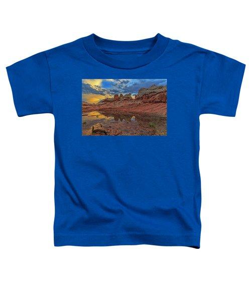 Sunset Reflections Toddler T-Shirt