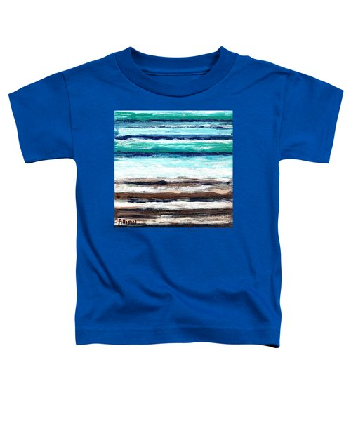 Surf And Turf Toddler T-Shirt