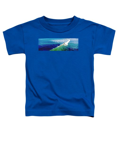 Surfs Up Daytona Beach Toddler T-Shirt