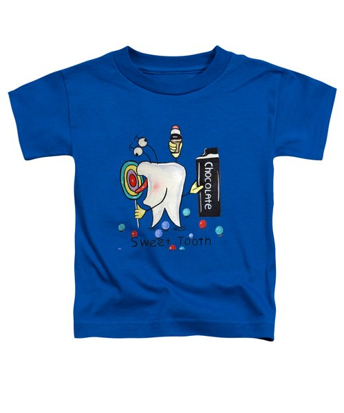Sweet Tooth T-shirt Toddler T-Shirt