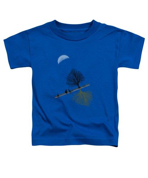 Switch Toddler T-Shirt by AugenWerk Susann Serfezi