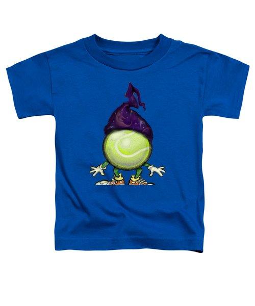 Tennis Wiz Toddler T-Shirt