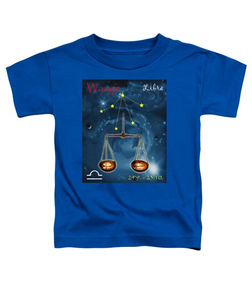 The Balance Of The Universe Toddler T-Shirt
