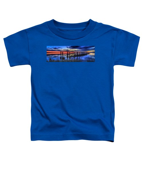 The Blue Hour Comes To St. Marks #2 Toddler T-Shirt