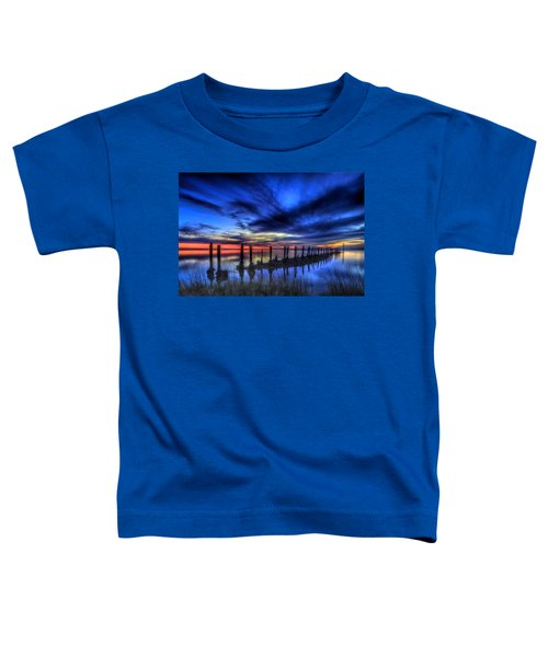 The Blue Hour Comes To St. Marks #1 Toddler T-Shirt