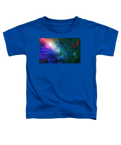 The Butterfly Effect Toddler T-Shirt