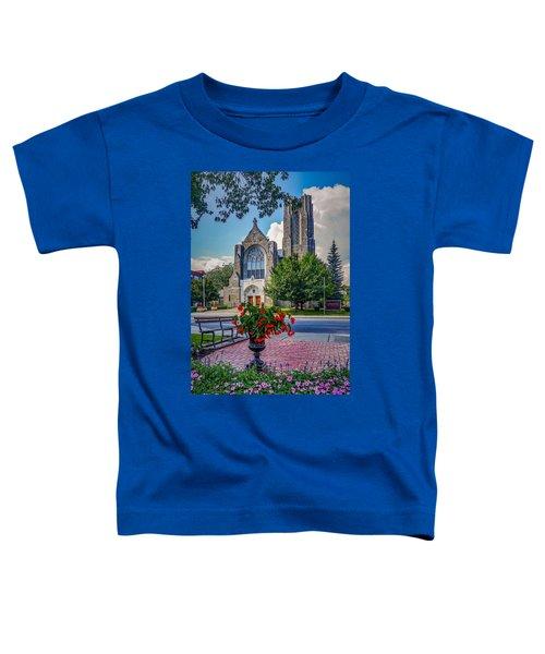 The Church In Summer Toddler T-Shirt