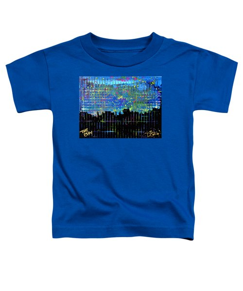 The City Toddler T-Shirt
