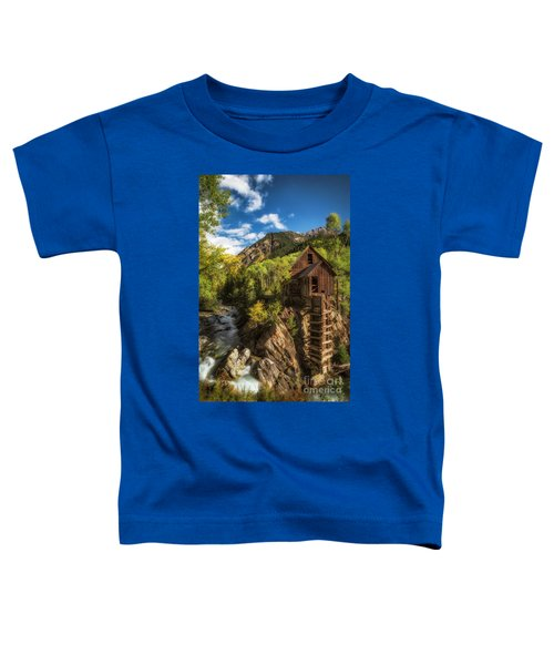 The Crystal Mill Toddler T-Shirt