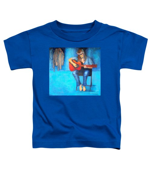 Music In The Alhambra Toddler T-Shirt
