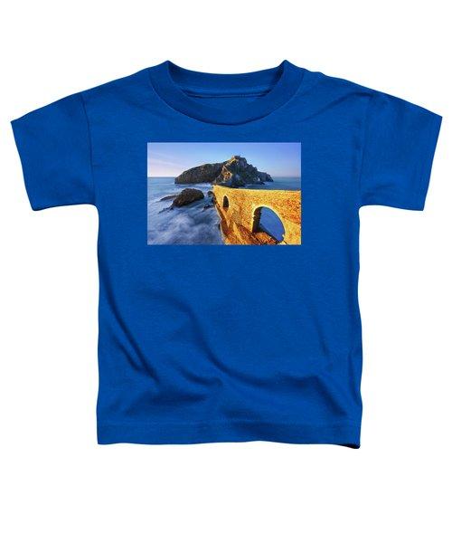 The Golden Bridge Toddler T-Shirt