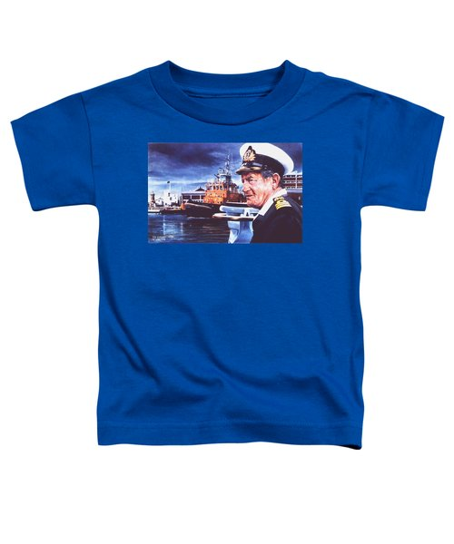 The Harbourmaster Toddler T-Shirt