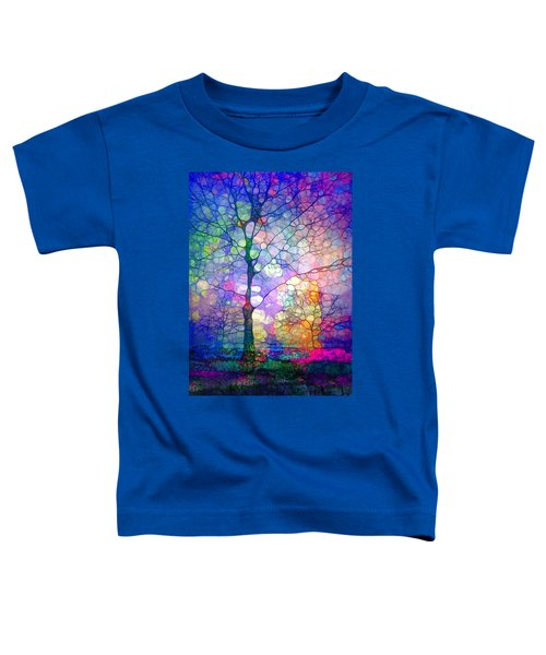 The Imagination Of Trees Toddler T-Shirt