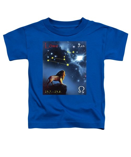 The Lion Toddler T-Shirt