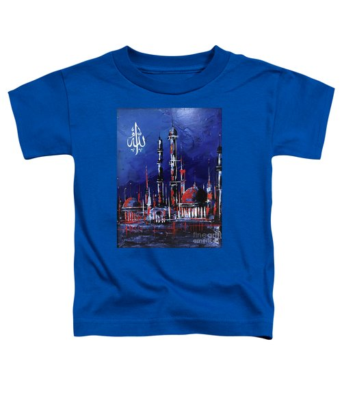 The Mosque-4 Toddler T-Shirt