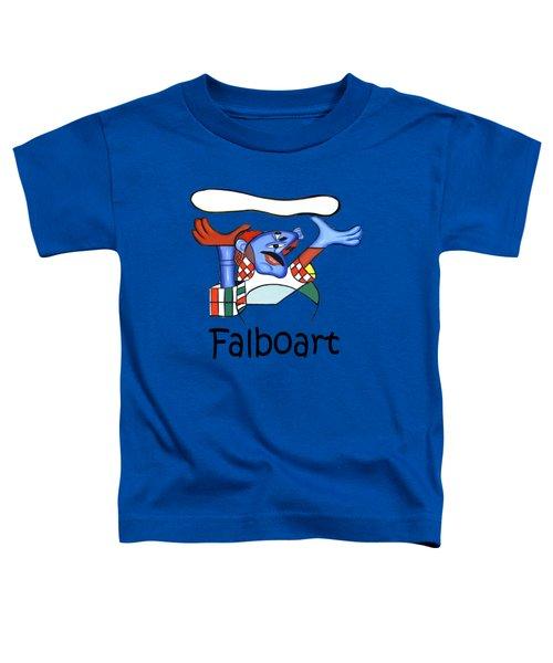 The Pizza Guy T-shirt Toddler T-Shirt
