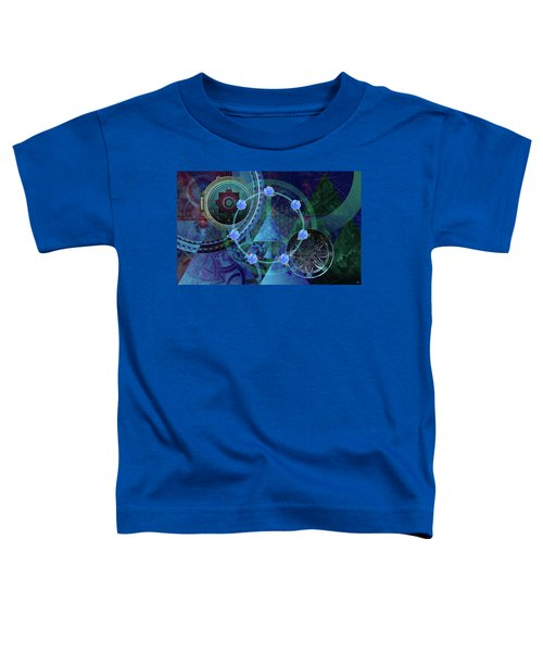 The Prism Of Time Toddler T-Shirt