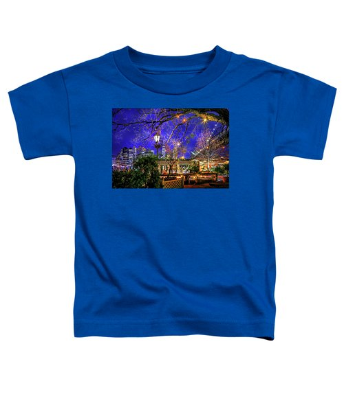 The River Cafe Toddler T-Shirt