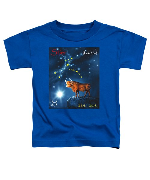 The Star Taurus Toddler T-Shirt