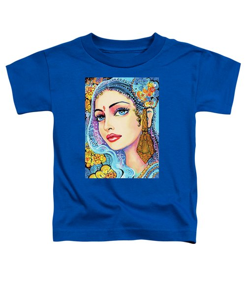 The Veil Of Aish Toddler T-Shirt by Eva Campbell