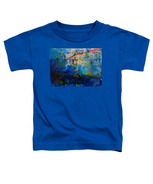 The Sound Wave Toddler T-Shirt