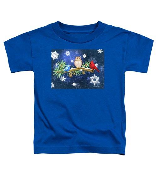 The Winter Watch Toddler T-Shirt