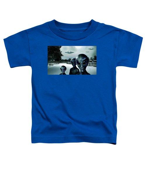 Them Outlanders . . .  Toddler T-Shirt