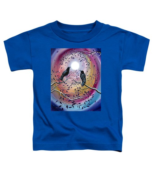Thought And Memory Toddler T-Shirt